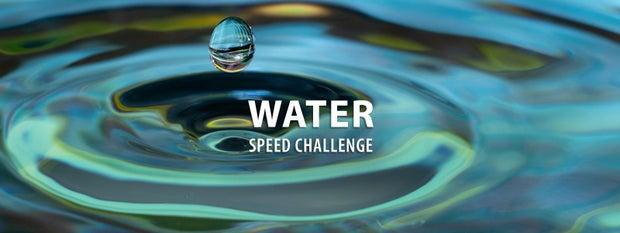 水流速度挑战赛