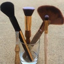 DIY Custom Make Up Brush Handles