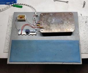 DIY SMT Hotplate Project