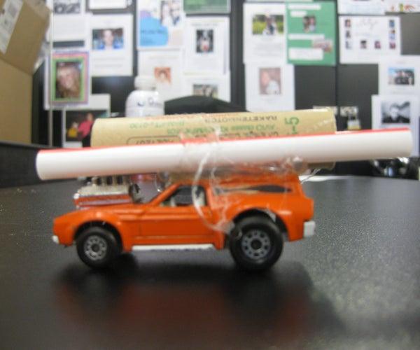 Rocket Race Car