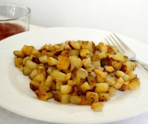 Perfect Pan Potatoes (NO Cast Iron!)