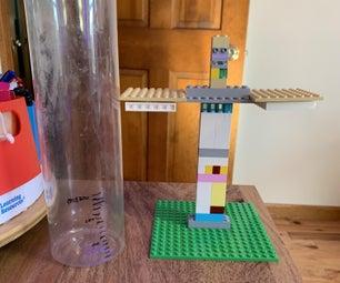容易建立平衡规模和量筒