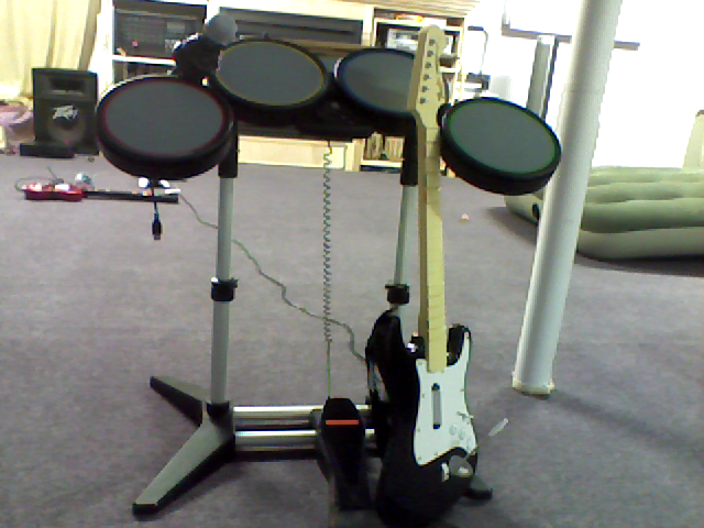 Other uses for Rock Band instruments