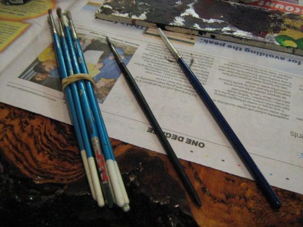 Painting Ork Deffkoptas