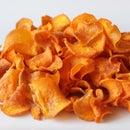 Thin Crispy Sweet Potato Chips