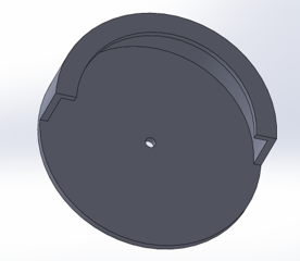 Designing the Cover in Solidworks