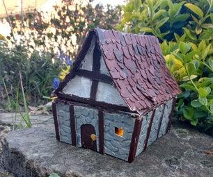 老中世纪房子