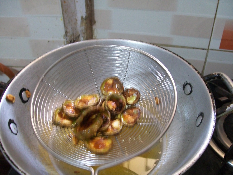 Karela (Bitter Gourd) Chips in 5 Mins
