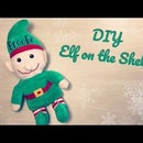 How to Make Your Own Elf on a Shelf Personalized With HTV