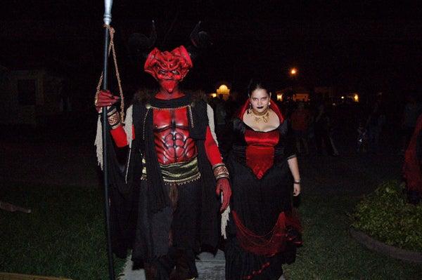 Darkness Costume