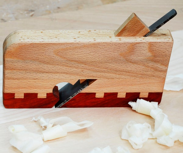 How to Make a Shoulder Plane