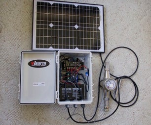 Make Your IoT Sensor Boxes - Air Quality, Water, Vehicles, Equipment, Assets, Pumps, Flowmeters - Remotely Monitor Anything With Solar Powered Internet of Things