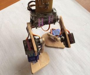 Bipedal Walking Robot