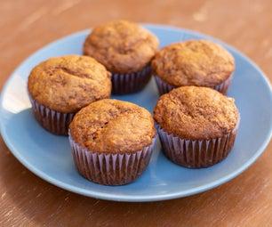 Banana Muffin Recipe 🍌 (Copycat Banana Muffins)