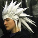 Comprehensive Design & Construction of Papercraft Anime Wigs