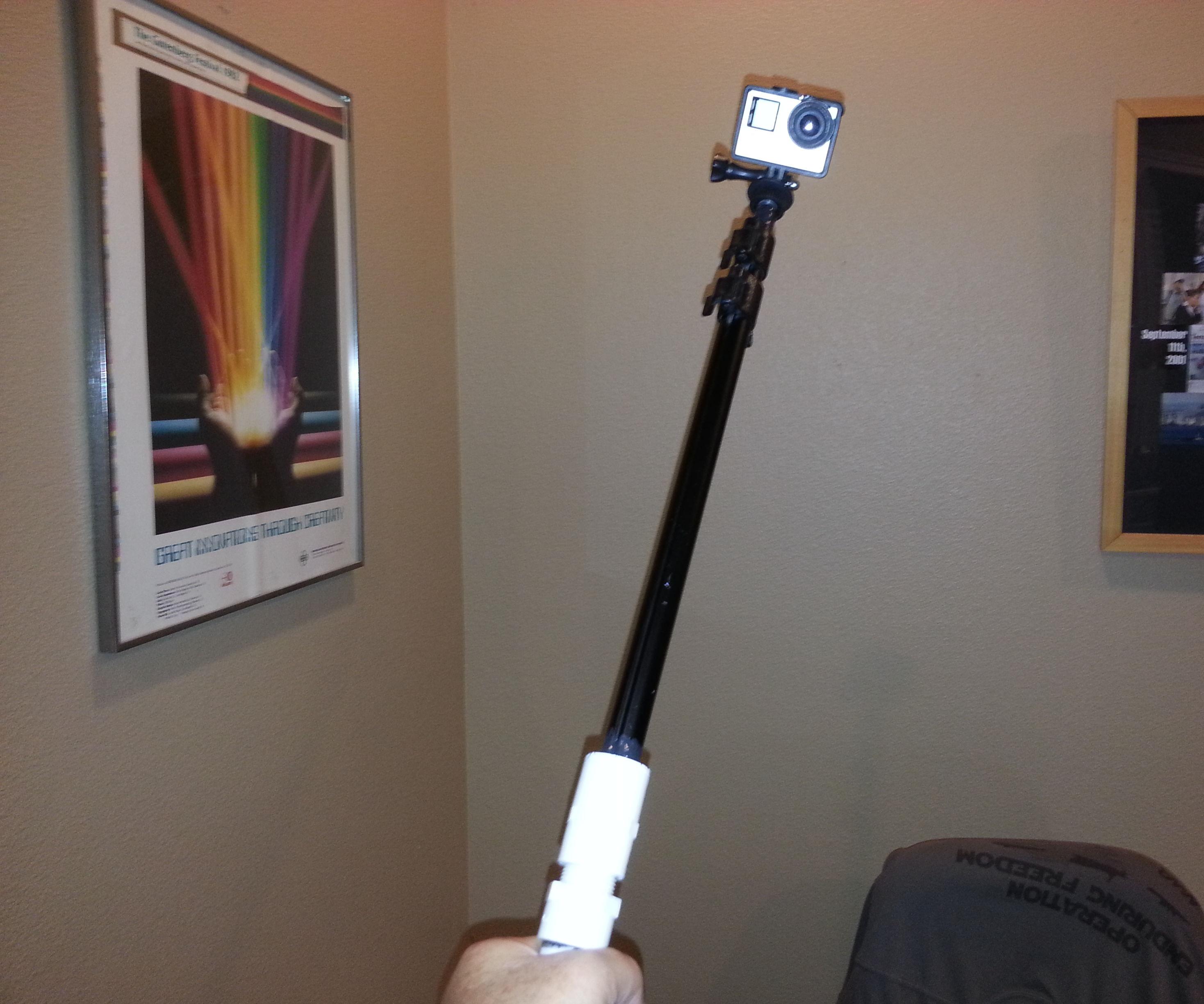 GoPro Pole-Tripod-Handle-Trekking Pole