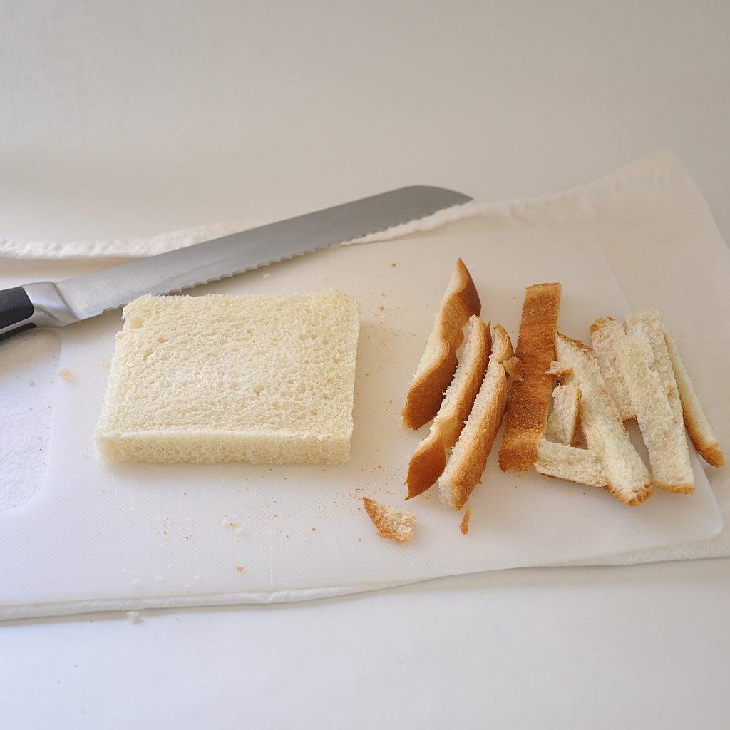 Prepare the Bread