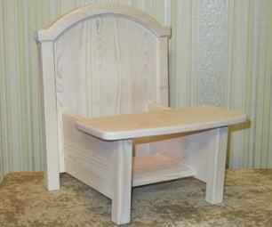 Darling Doll Chair