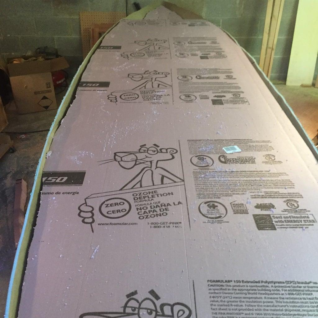 Next Layer of Foam