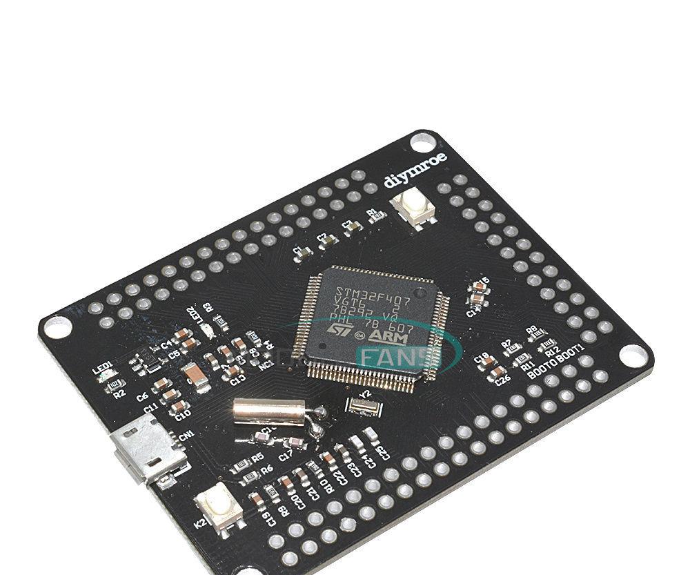 Upload Arduino Sketch to STM32F407 Board