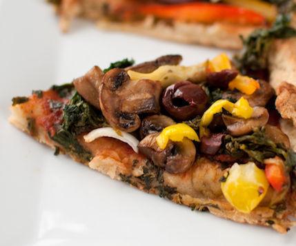 How to make herbivore pizza