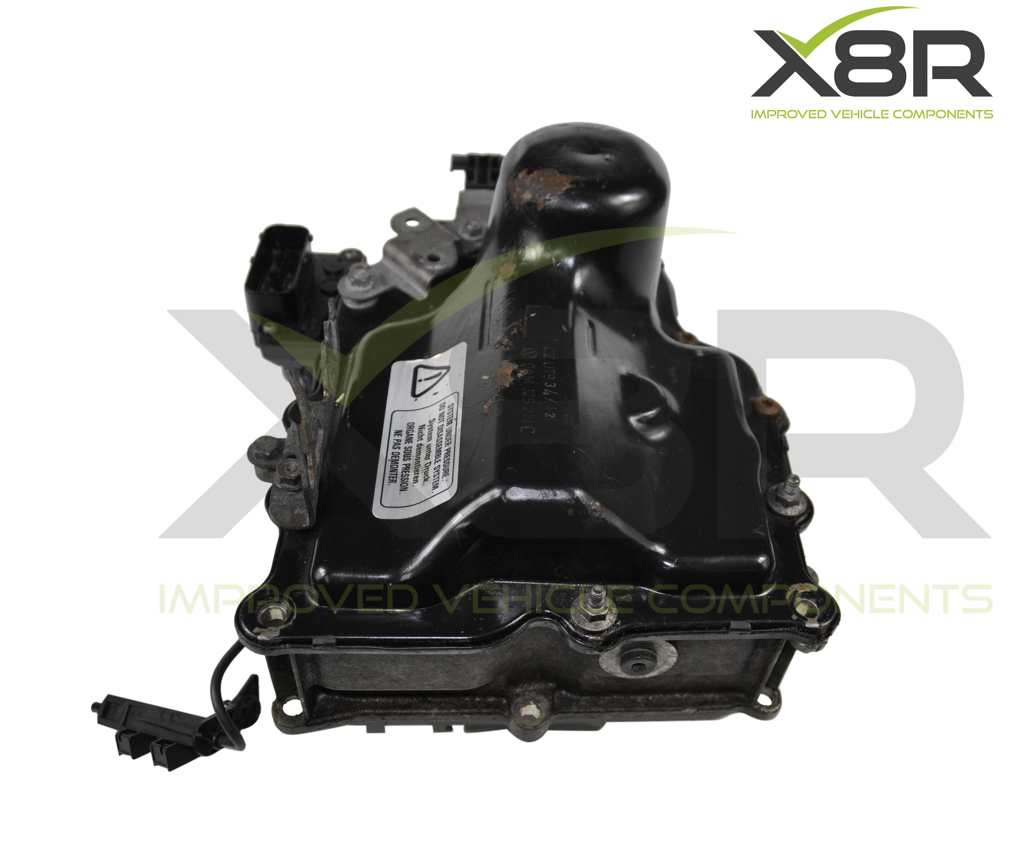DSG / 0AM Mechatronic Unit 7 Speed Gearbox Hydraulic Accumulator Repair Kit Replacement Overhaul Leaking Crack Repair Fix VW AUDI SKODA SEAT Install Instructions Guide