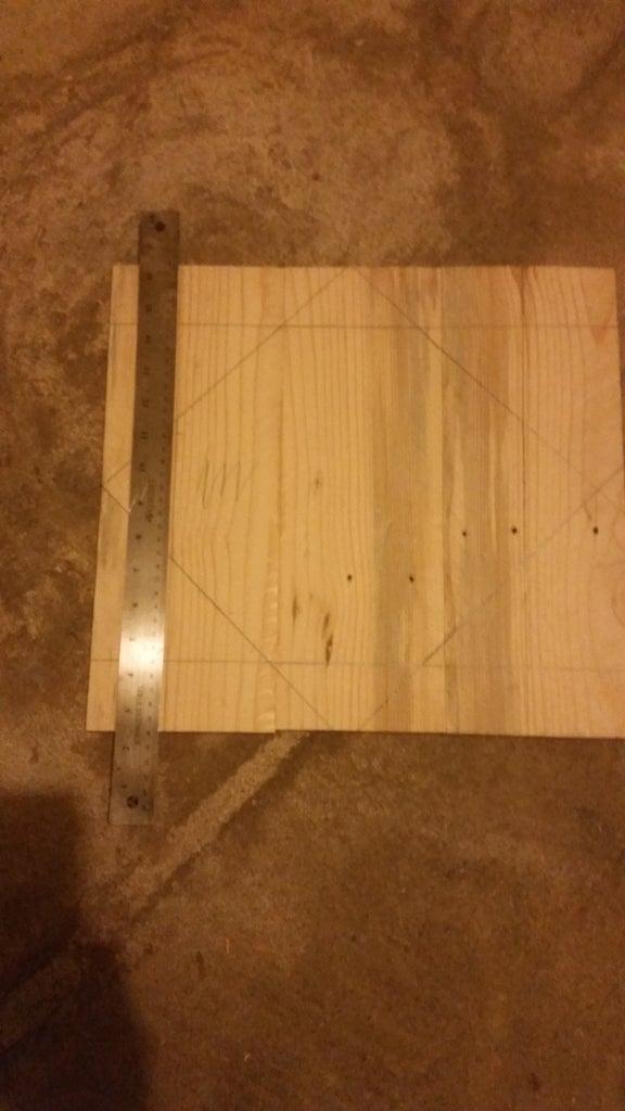 Step 7: Make Octagon Base