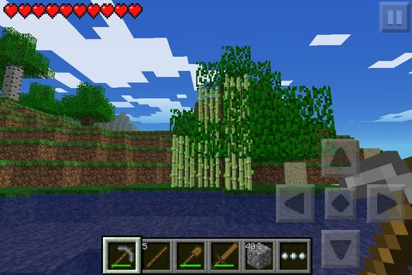 How to Get Tree W Sugare Cane in It