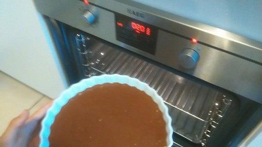 Steek De Bakvorm 20 Minuten in De Oven.