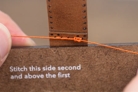 Tie a Square Knot