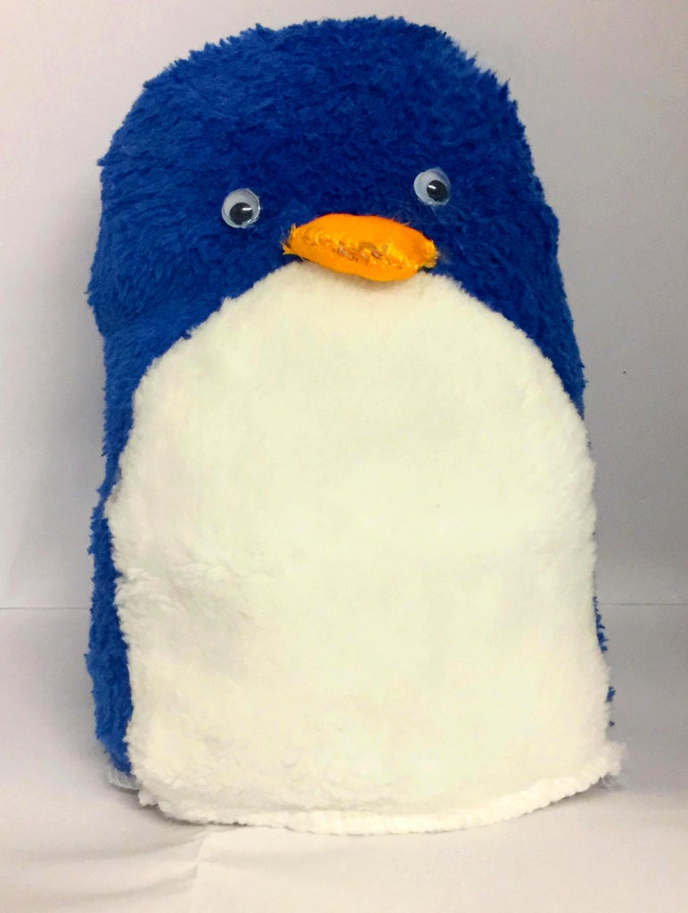 Sewing the Penguin's Body