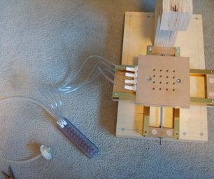 Vacuum Table for Mini CNC Milling Machine