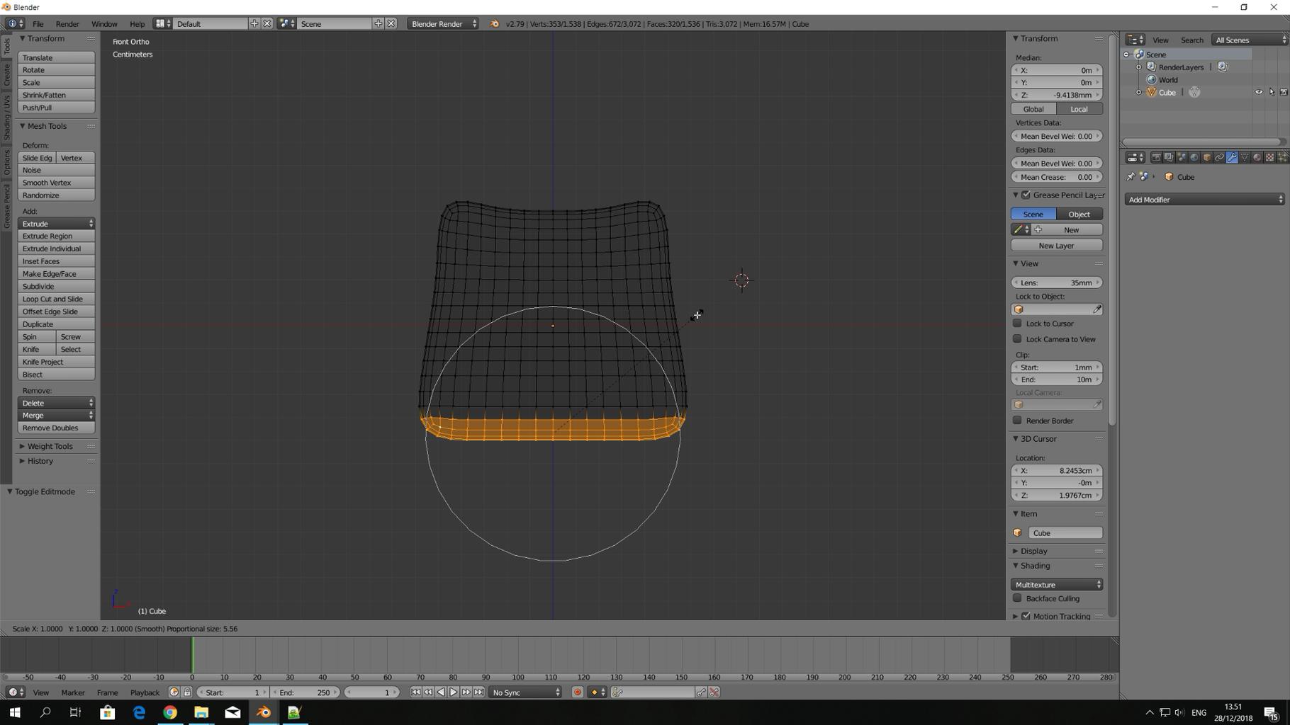 Making Keycap