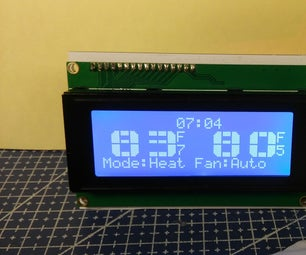 Thermostat Using Inviot U1, an Arduino Compatible Board