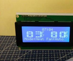 Thermostat Using Inviot U1, an Arduino Compatible Board
