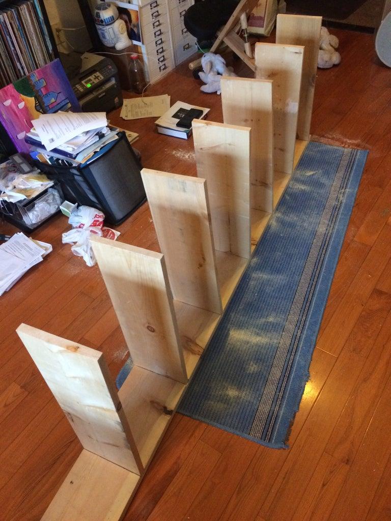 Build Your Bookshelf!