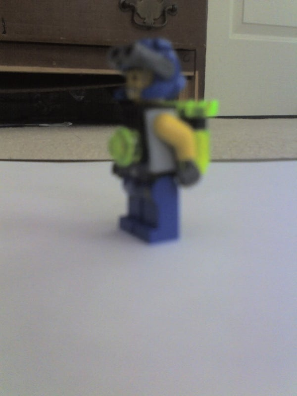 How to Make a Simple Lego Jetpack
