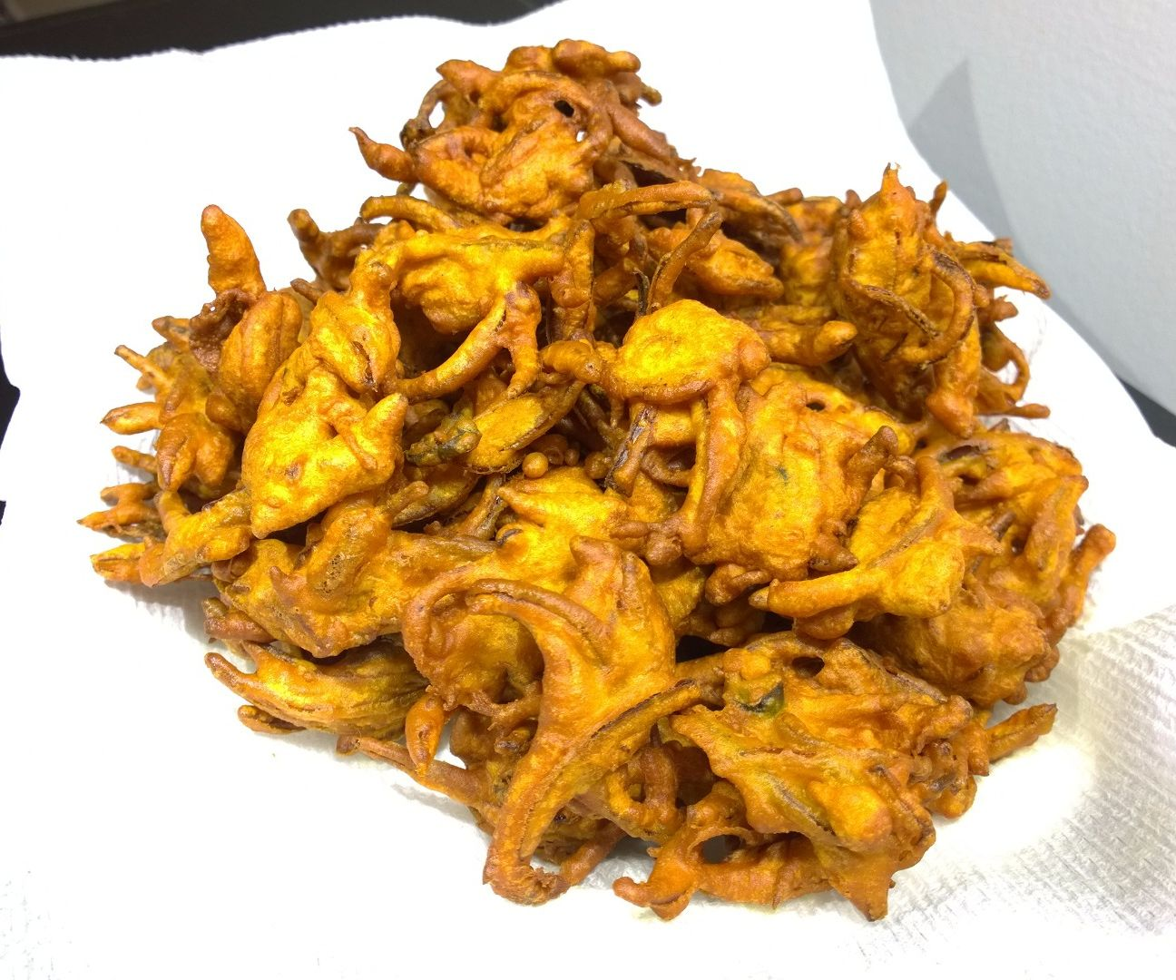 How to make Onion Pakoda