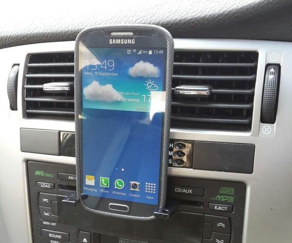 Step 1 - Samsung Cellphone Car Holder