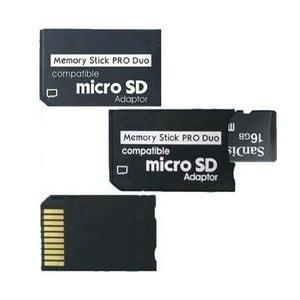 Pasamos a Una Memory Card