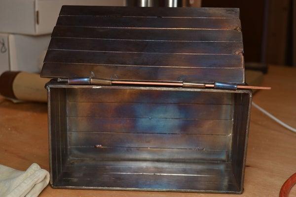 Steel Memento Box
