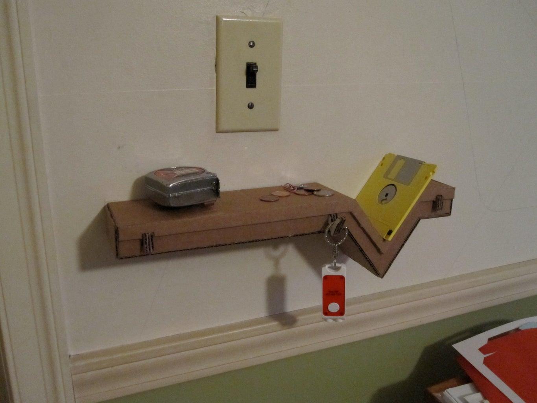Hang Your Shelf! + Finish!