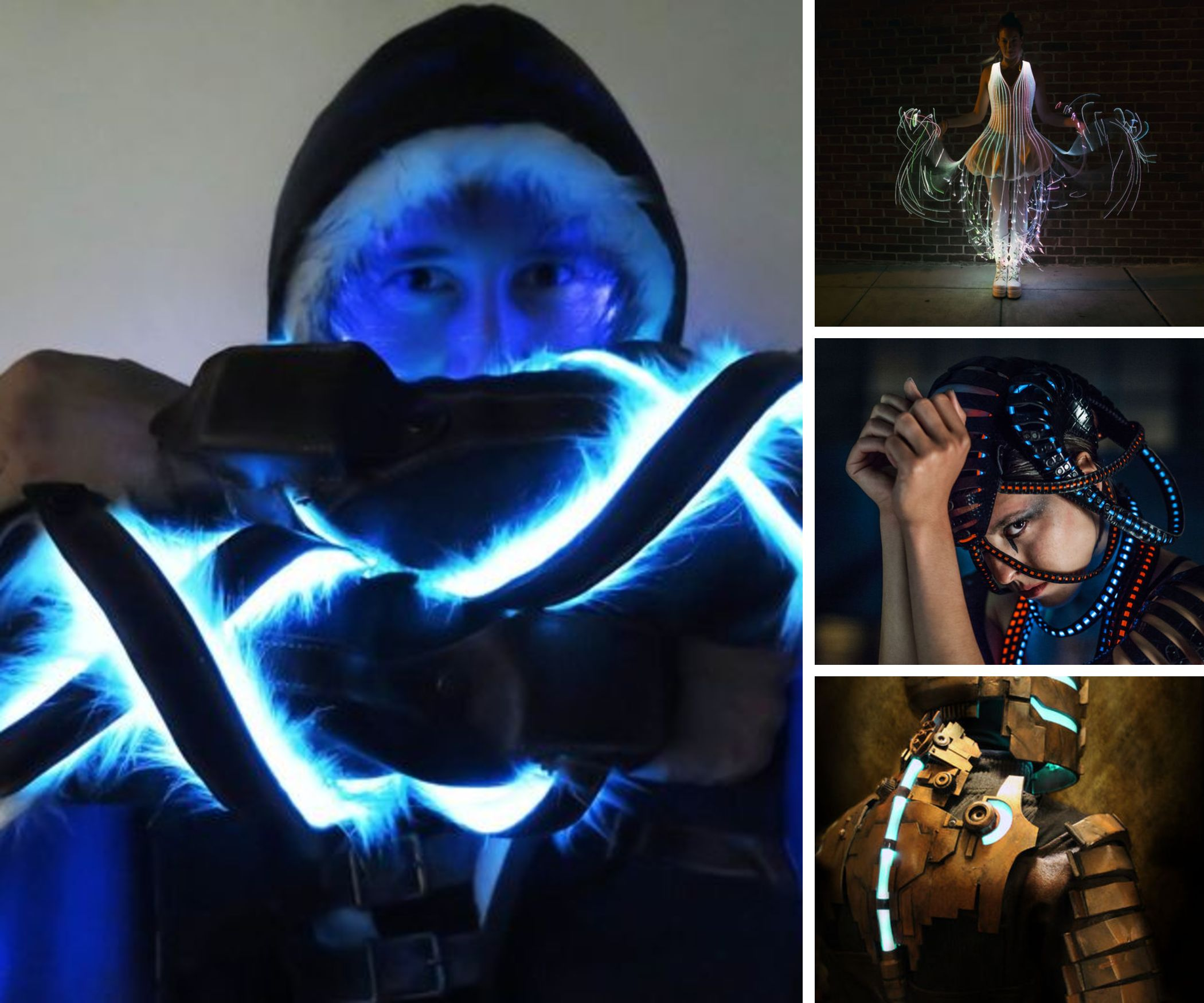 Illuminated Costumes