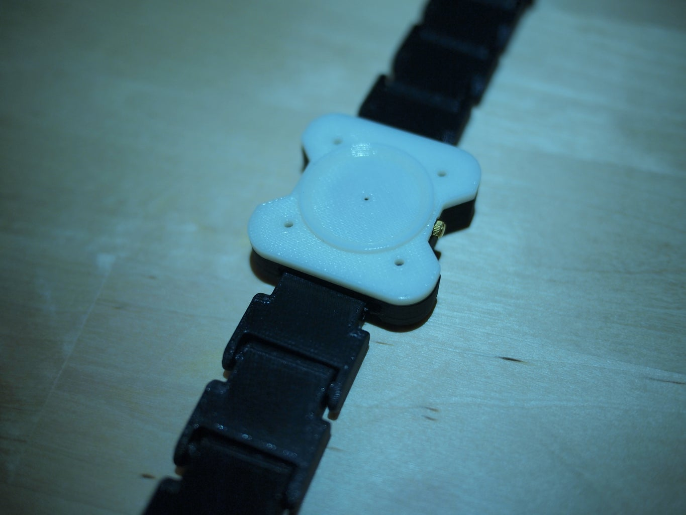 Assemble Watch Movement and Hands