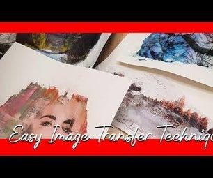 Image Transfer Technique