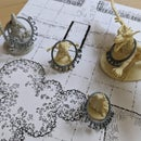 3D Printed D&D Condition Rings