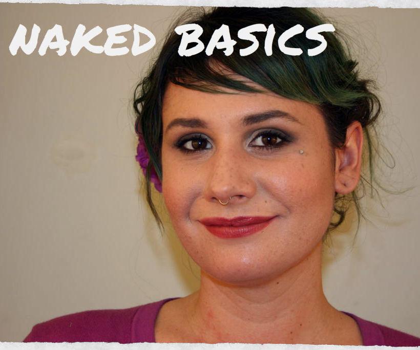 Naked Basics Eyeshadow Palette Tutorial