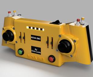 NRF Remote Control (NovaSM3 Project)