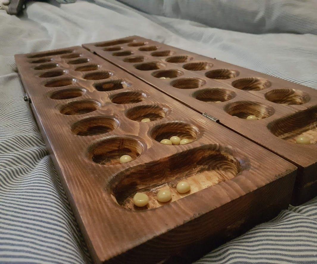 Bao Mancala Board