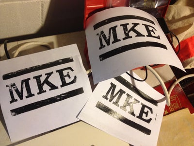 Laser Cut Printing Plates